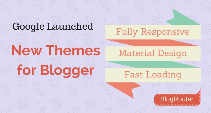 blogger new responsive themes