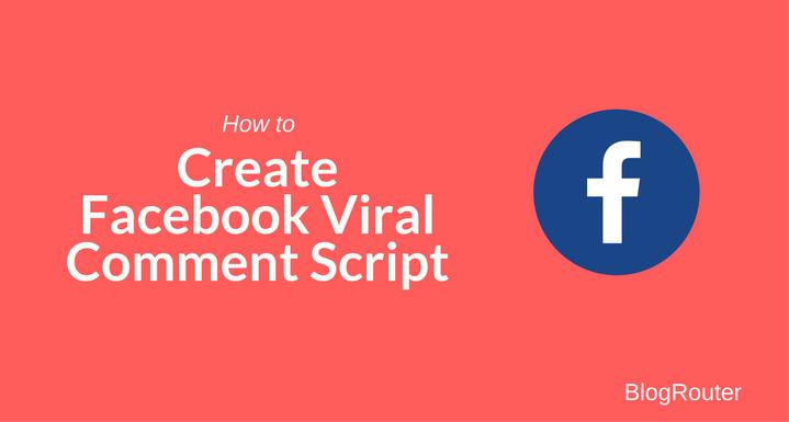 create-facebook-viral-comment-script